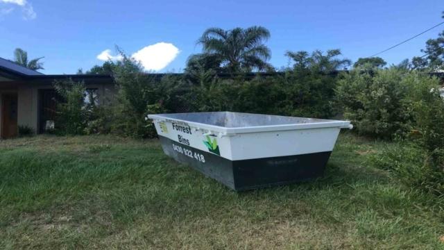 Forrest bins Forrest bins for brisbane 4-Cubic-Meter-Bin