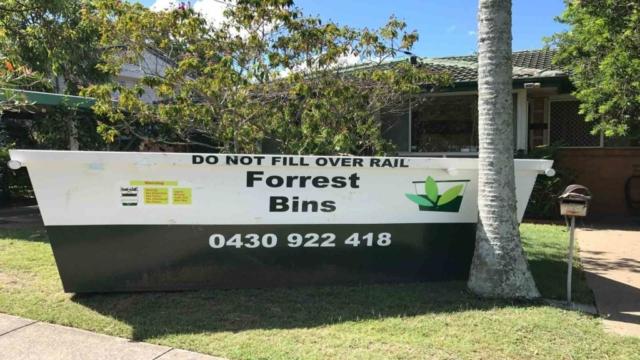 Forrest bins Forrest bins for brisbane 6-Cubic-Meter-Bin
