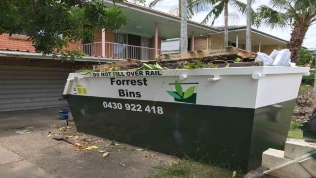 Forrest bins Forrest bins for brisbane 8-Cubic-Meter-Bin