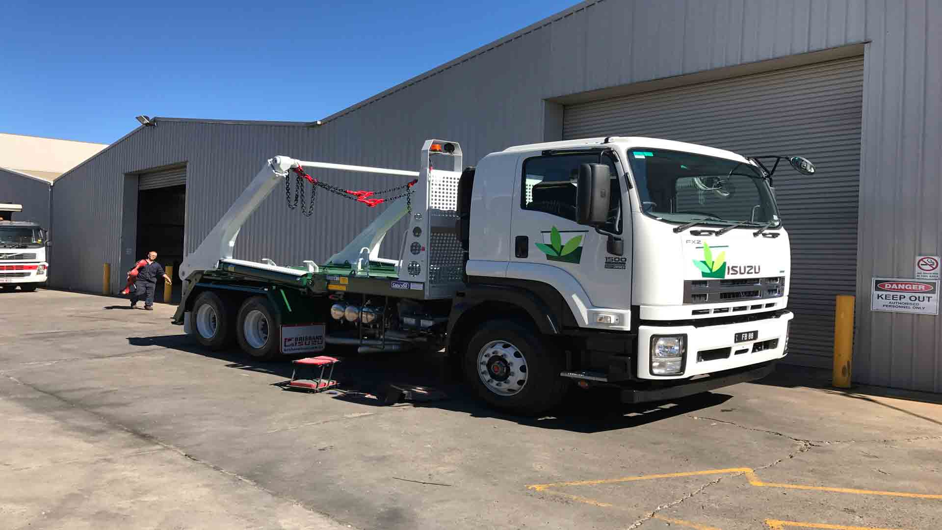 Forrest bins Forrest bins for brisbane Truck-and-Bin-15