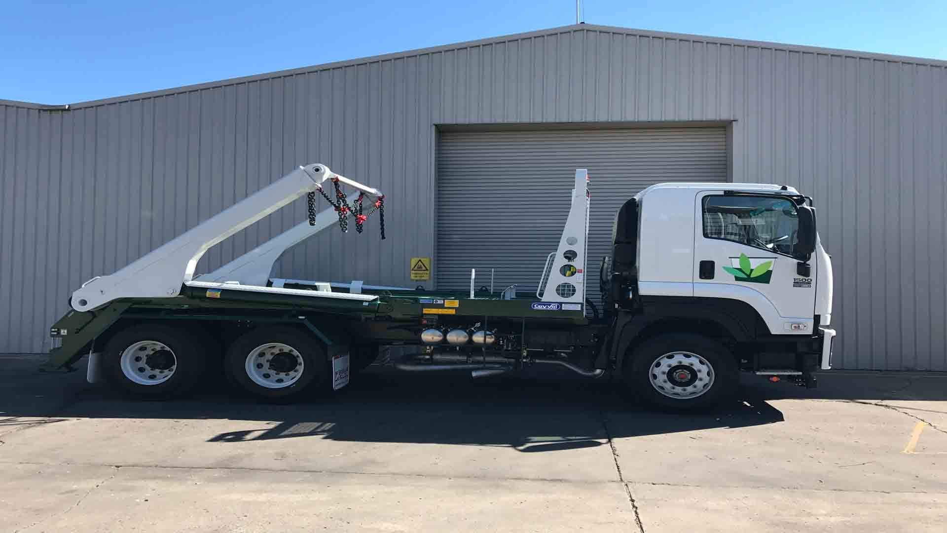 Forrest bins Forrest bins for brisbane Truck-and-Bin-16