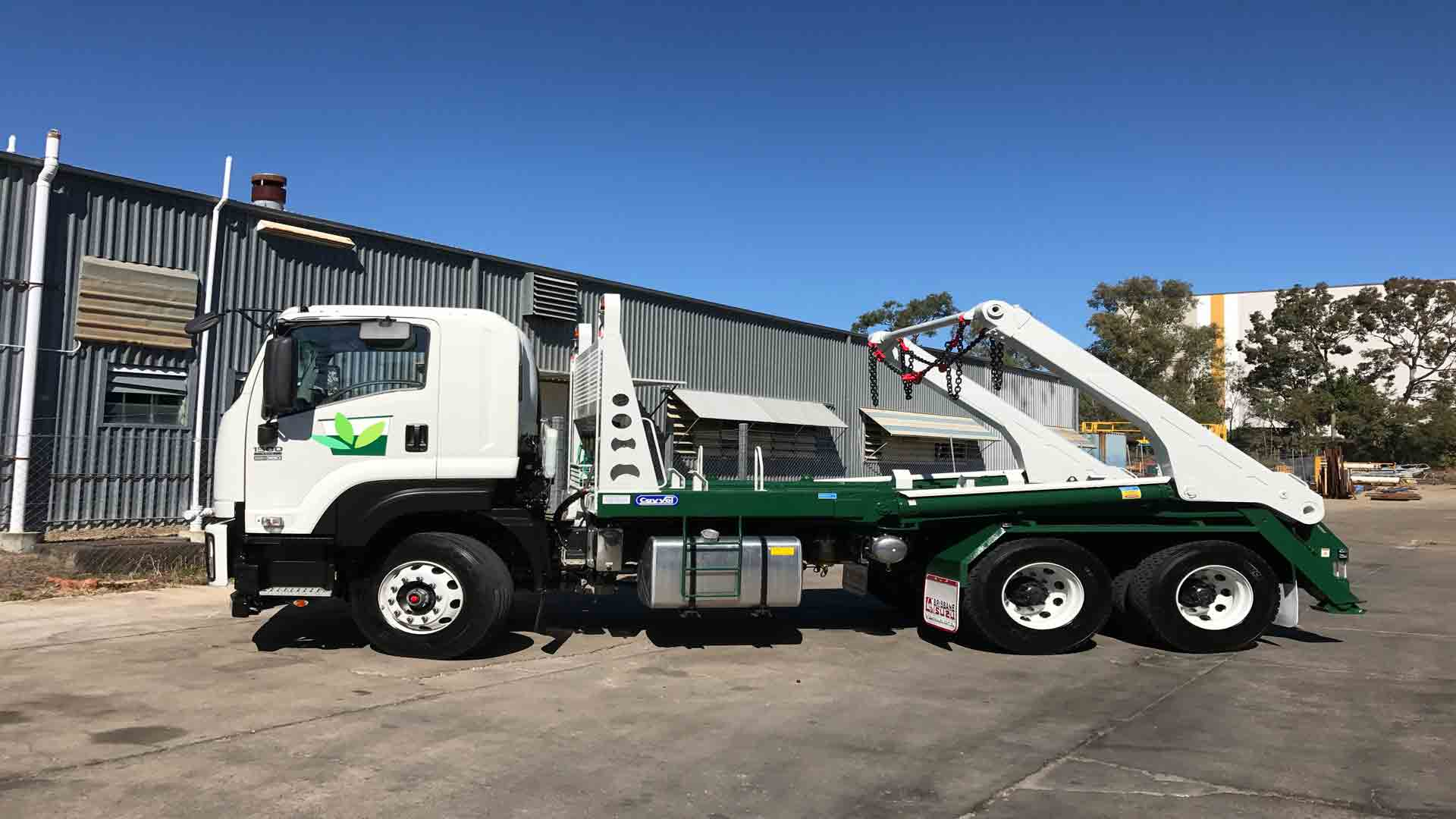 Forrest bins Forrest bins for brisbane Truck-and-Bin-17